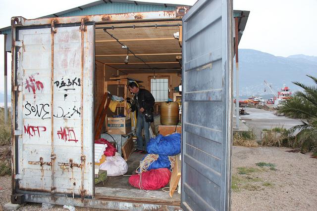 контейнер 10 футов аренда